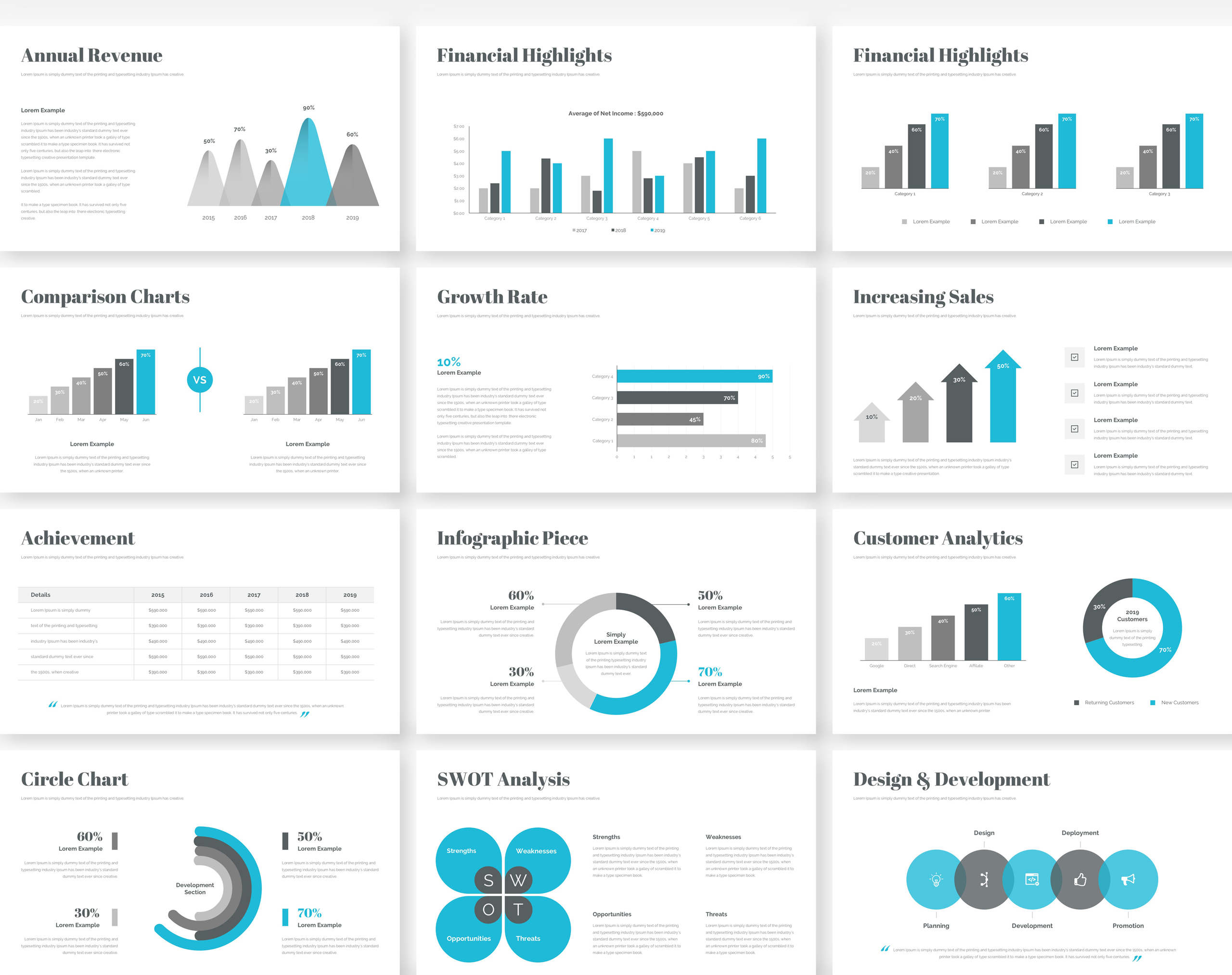 Business Proposal Google Slides Template example image 6