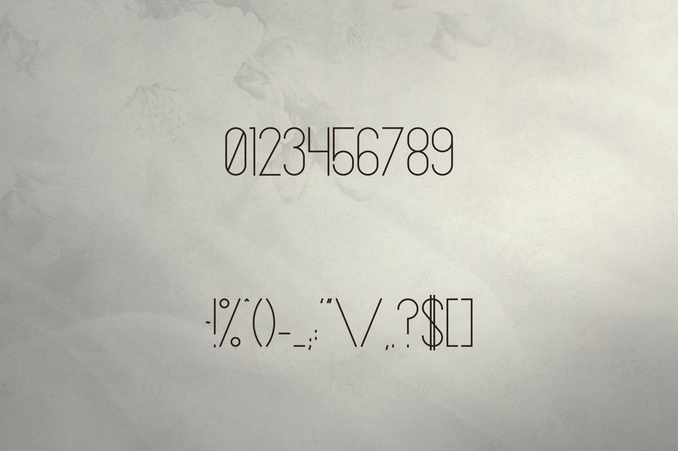 JaneDoe Sans Serif font example image 8