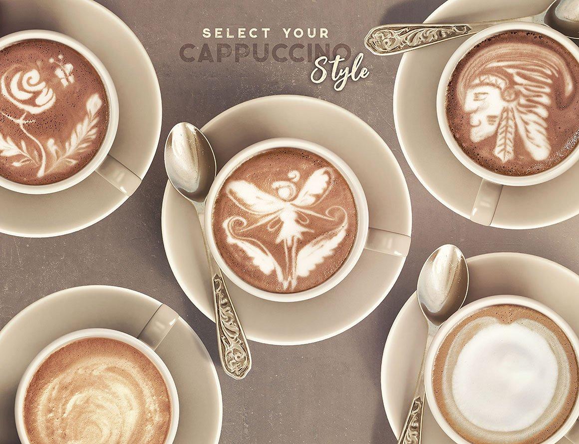 Coffee Scene Creator example image 12