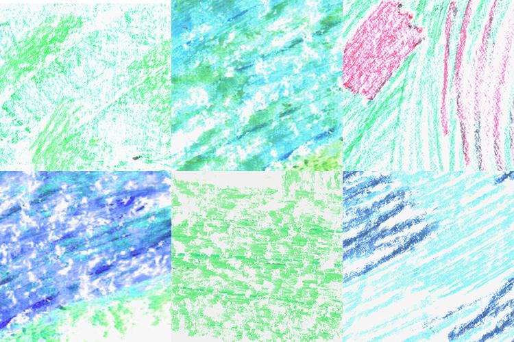 Pastel texture example image 2