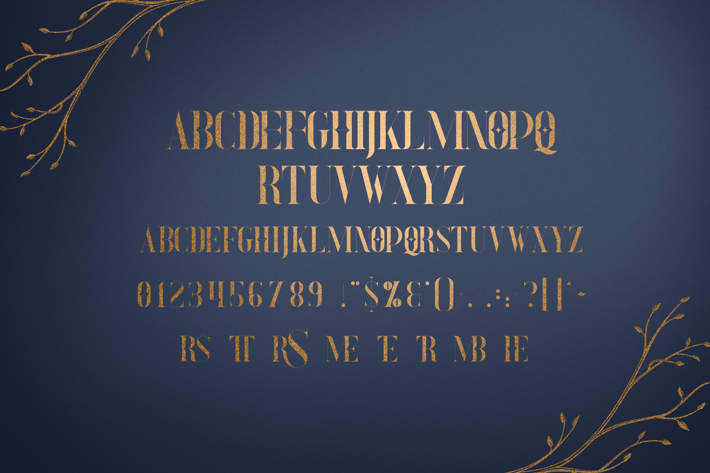 Explorers - Serif font Extras example image 7