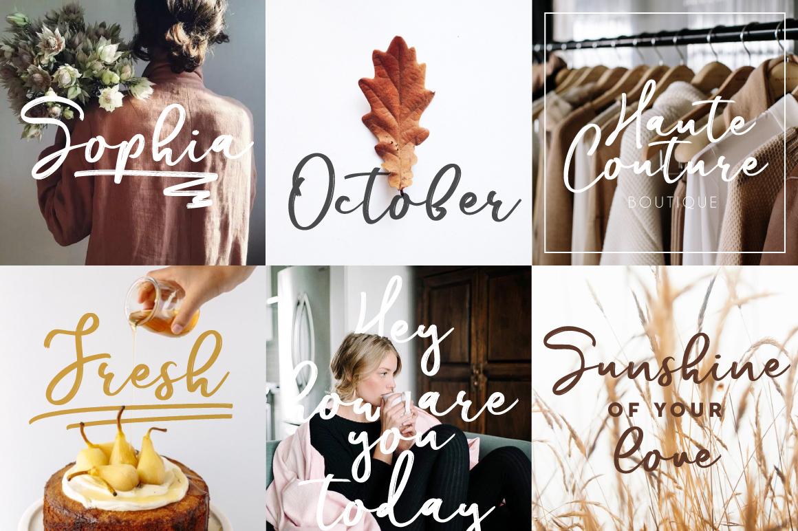 Hey Autumn example image 2