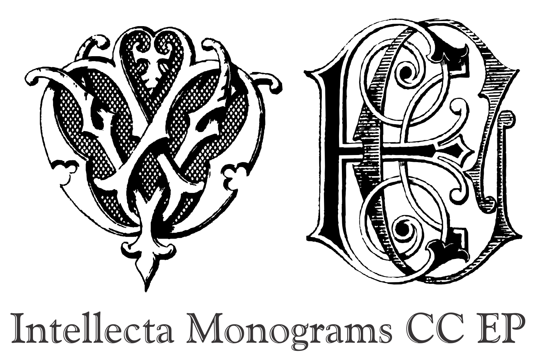 Intellecta Monograms CC EP example image 10