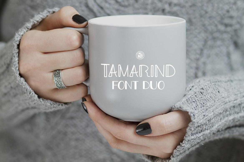 Tamarind Font Duo example image 3
