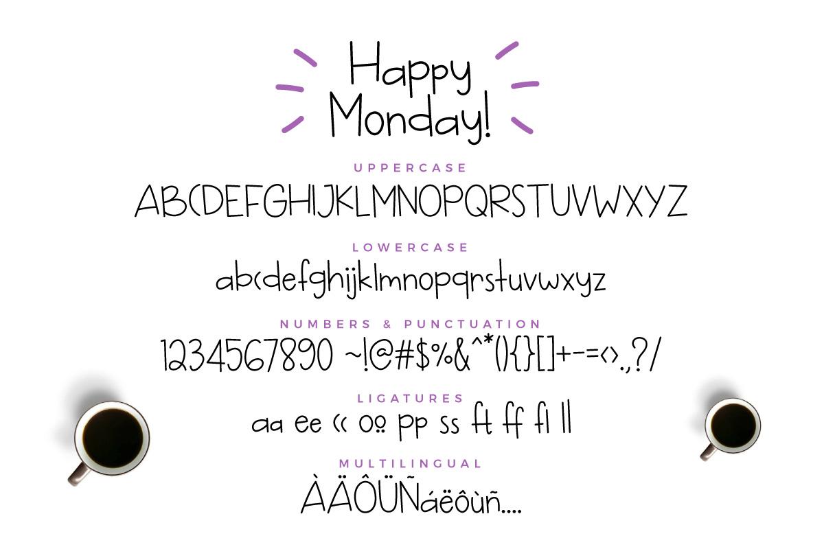 Happy Monday example image 3