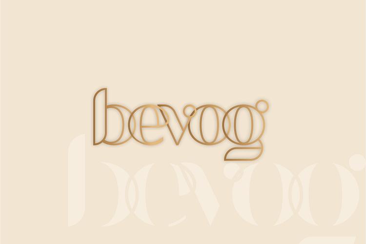 bevog font example image 1