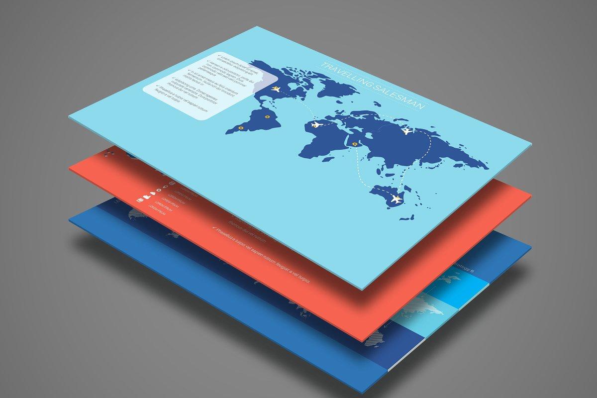 Smart World Map example image 4