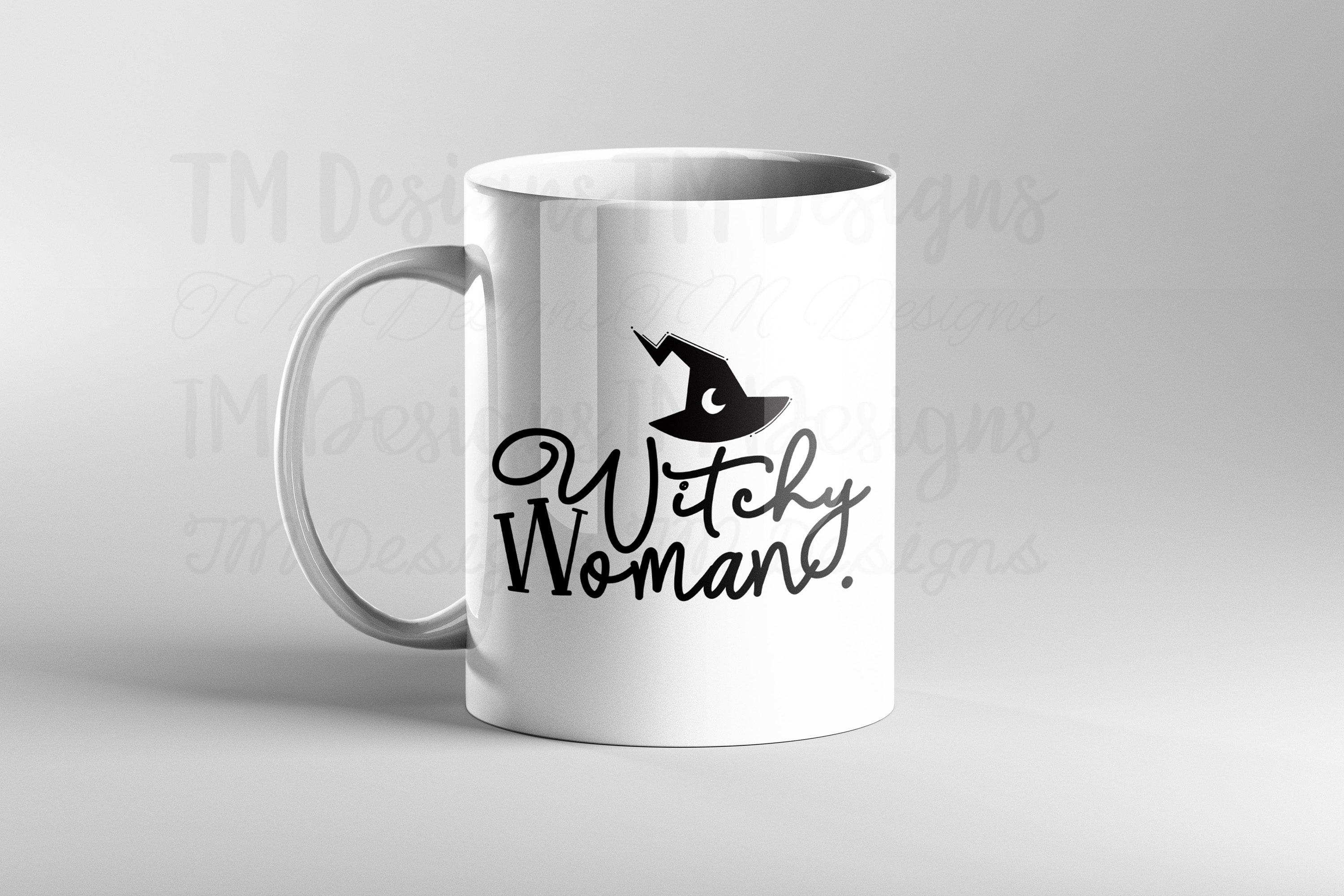 Witchy Woman SVG example image 2