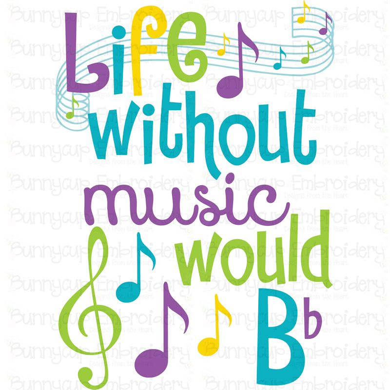 Music Bundle - SVG, Clipart, Printables example image 10