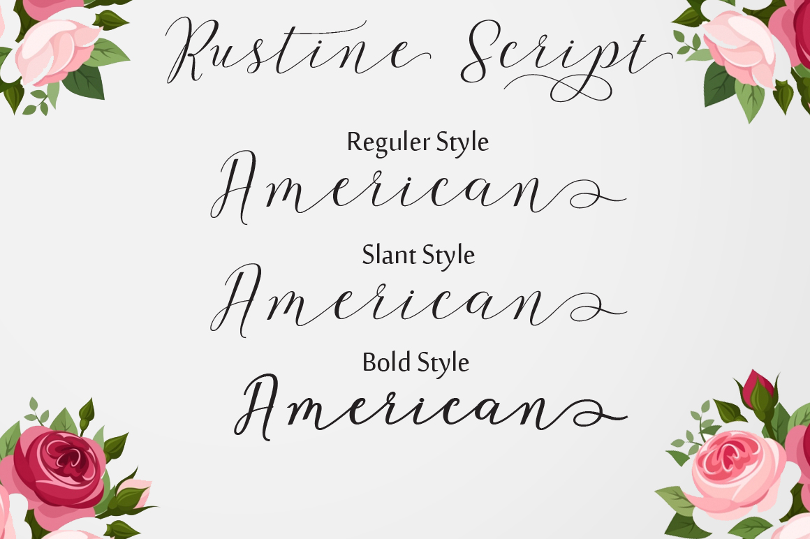 Rustine Script off 20  example image 2