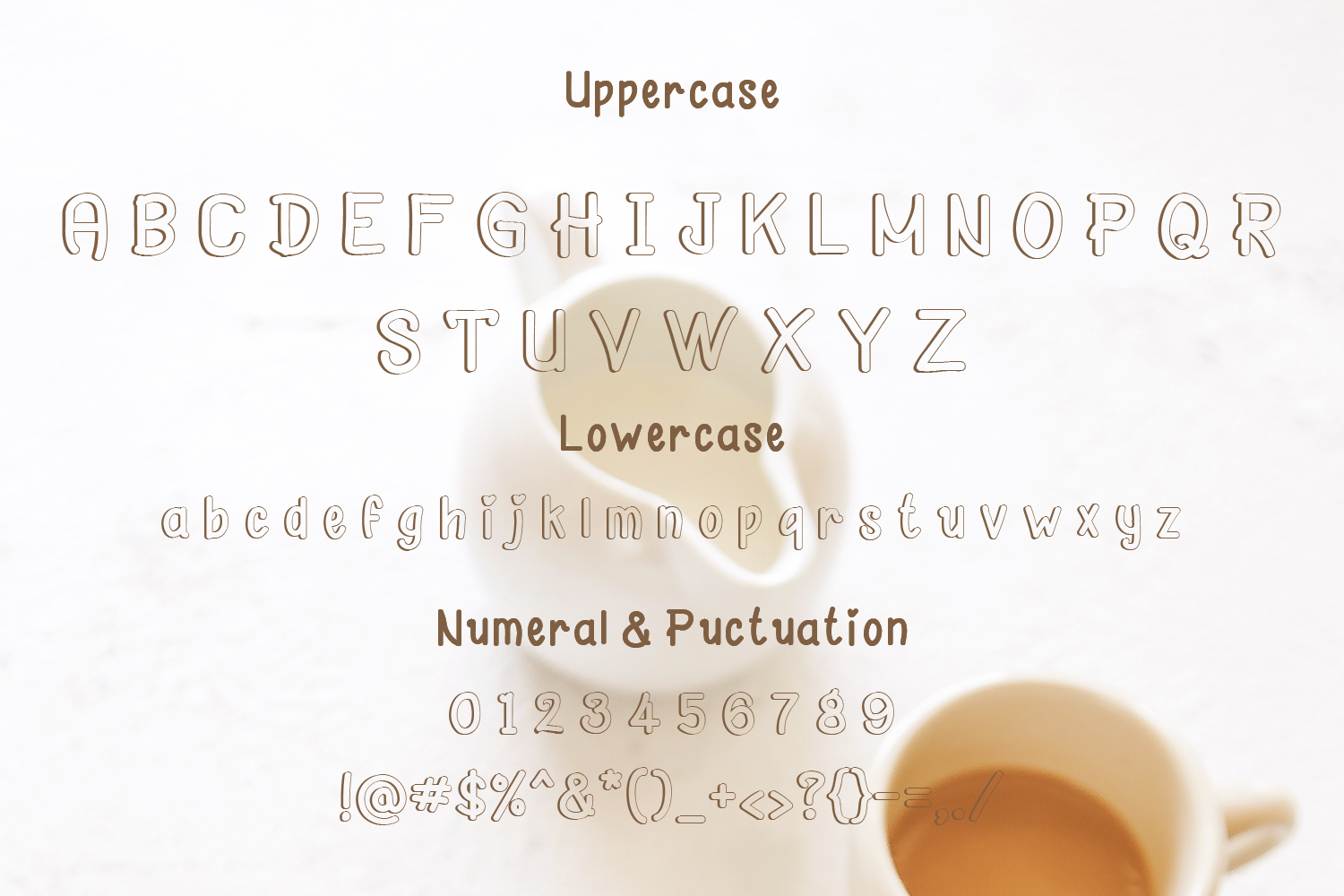 Hello Day - A Fun and Cute Font example image 7