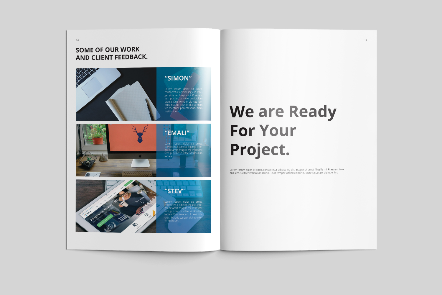 Business Proposal | Project Proposal Template example image 8