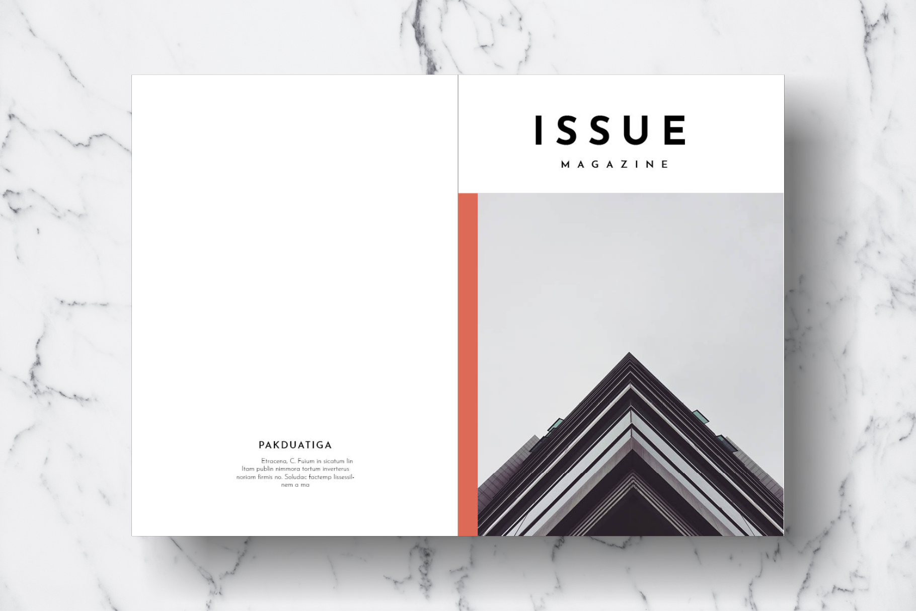 Magazine Template Vol. 16 example image 13
