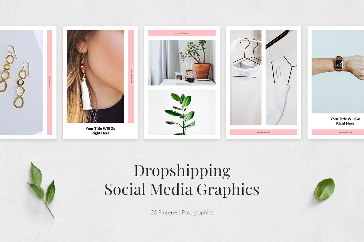 Dropshipping Pinterest Posts example image 2