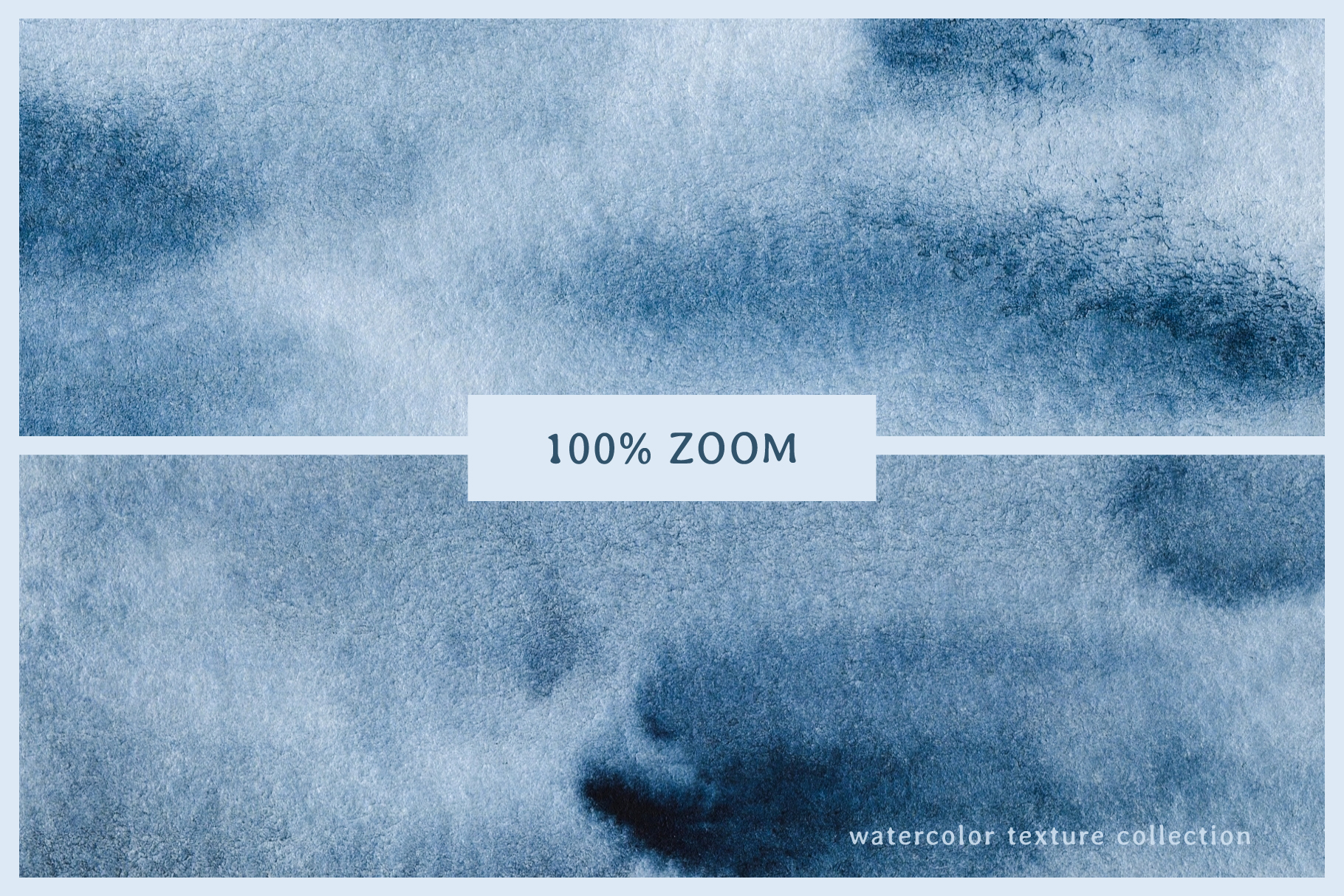 Watercolor Texture Collection example image 5