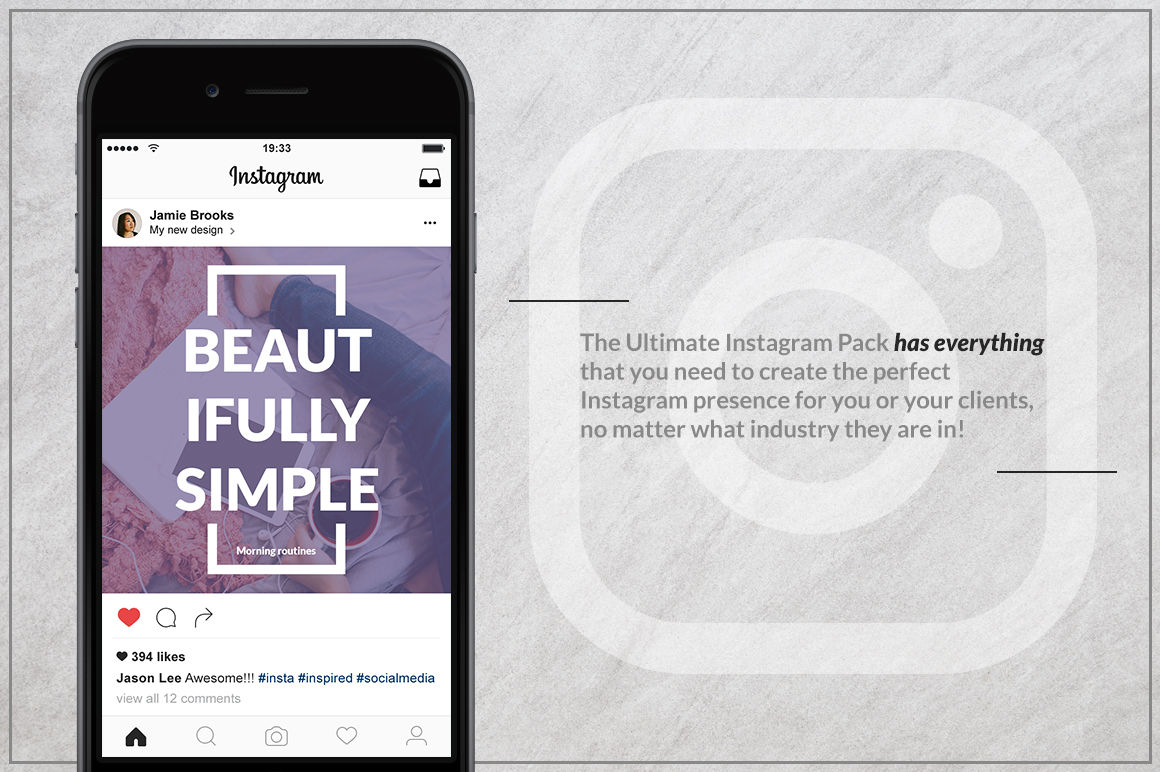 The Ultimate Instagram Pack example image 2