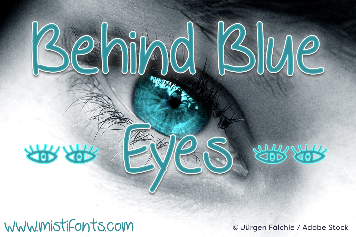 Behind Blue Eyes example image 1