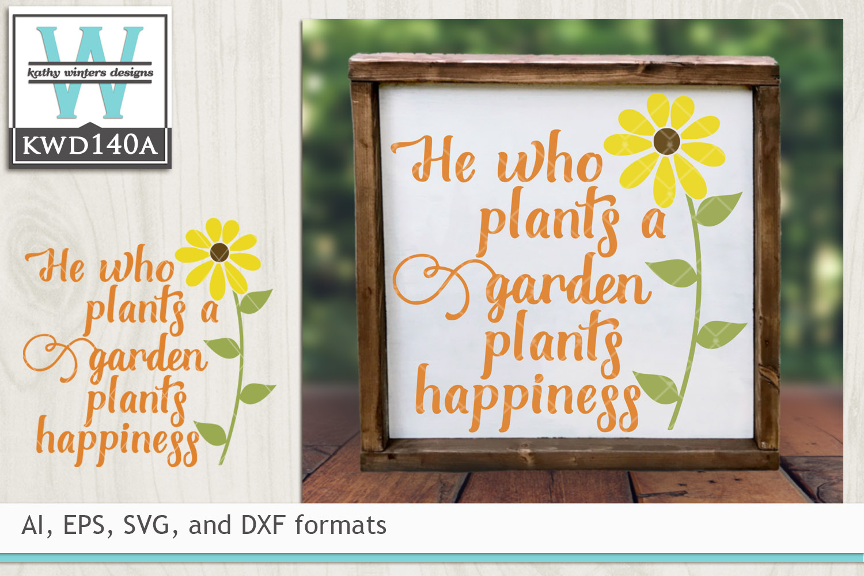 BUNDLE Gardening SVG - Gardening Bundle KWDB022 example image 2