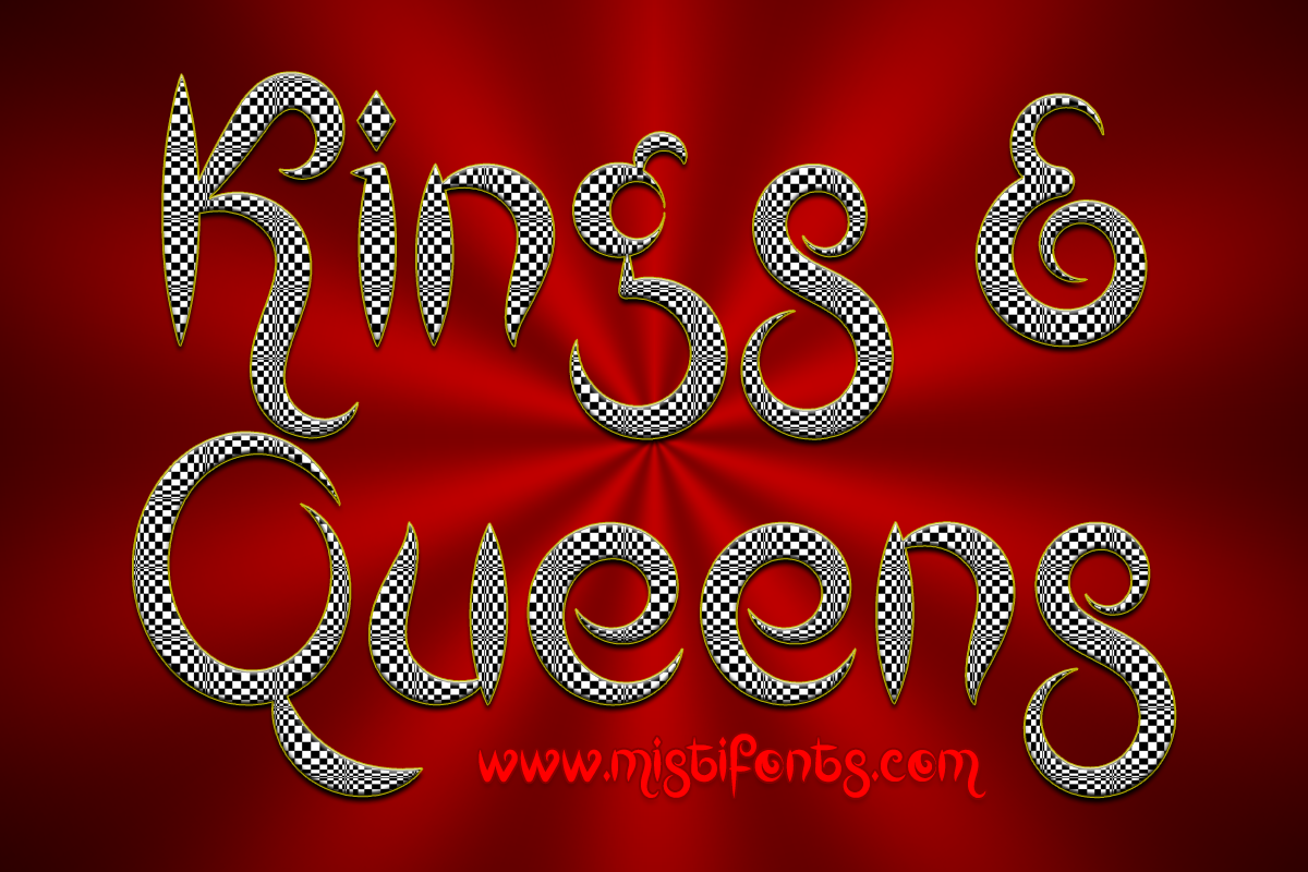 Kings and Queens example image 1