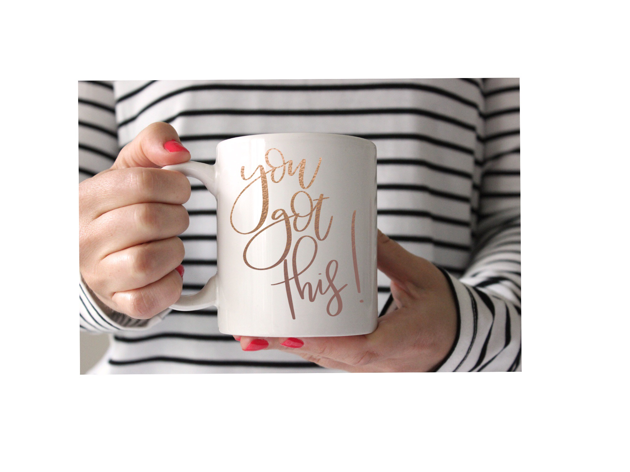 You Got This - Hand lettered SVG example image 1