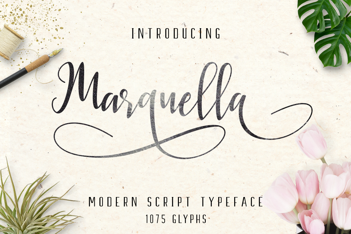 Marquella Script_Get up to 50 example image 8