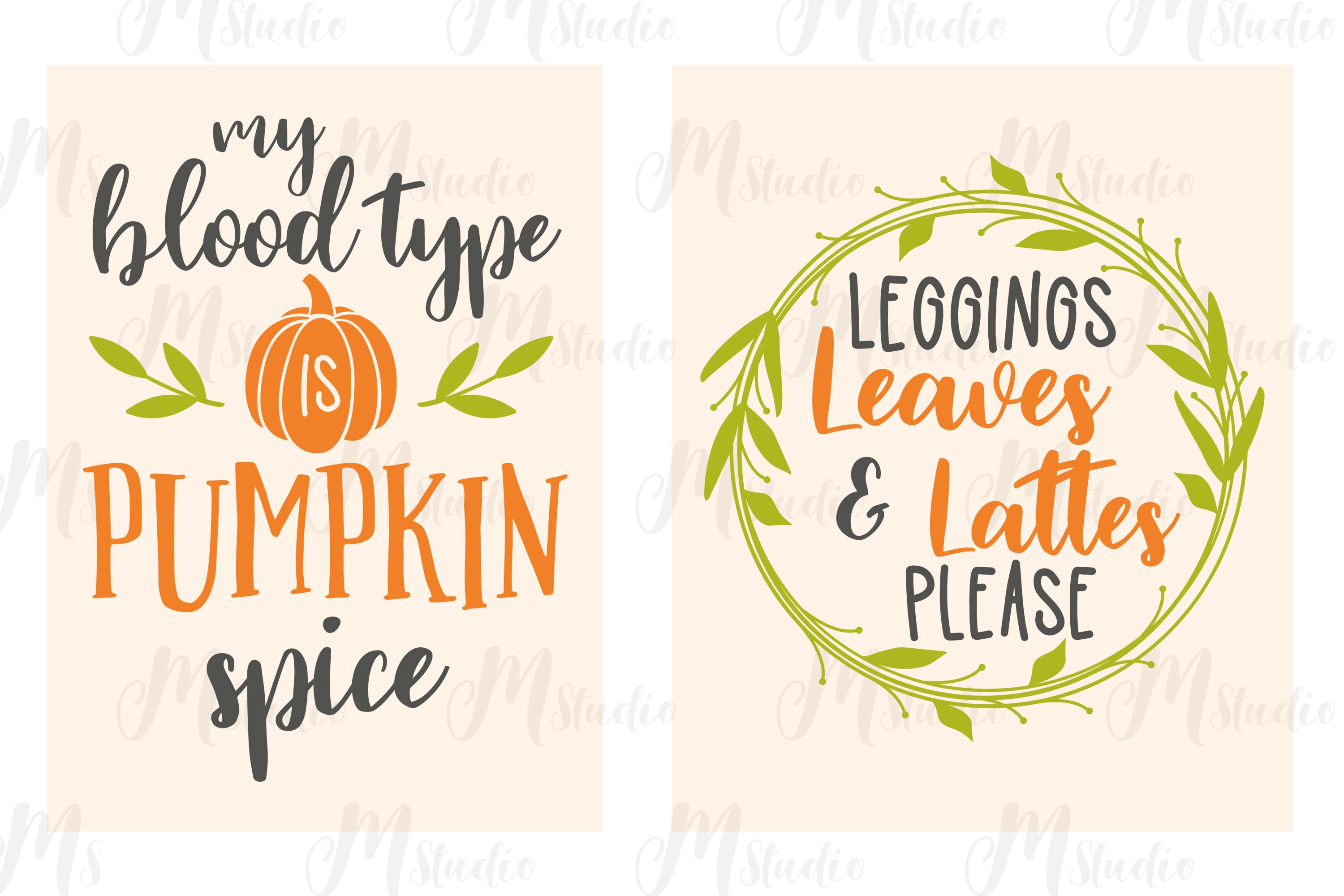 Fall SVG Bundle. example image 6