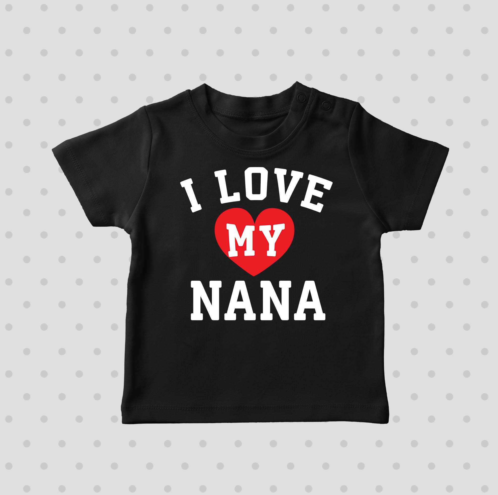 Download I love my nana Printable (96739) | Printables | Design Bundles