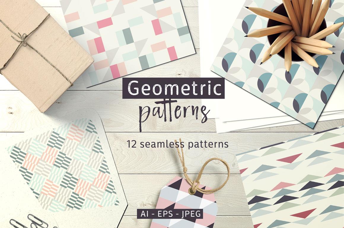 Geometric patterns example image 1