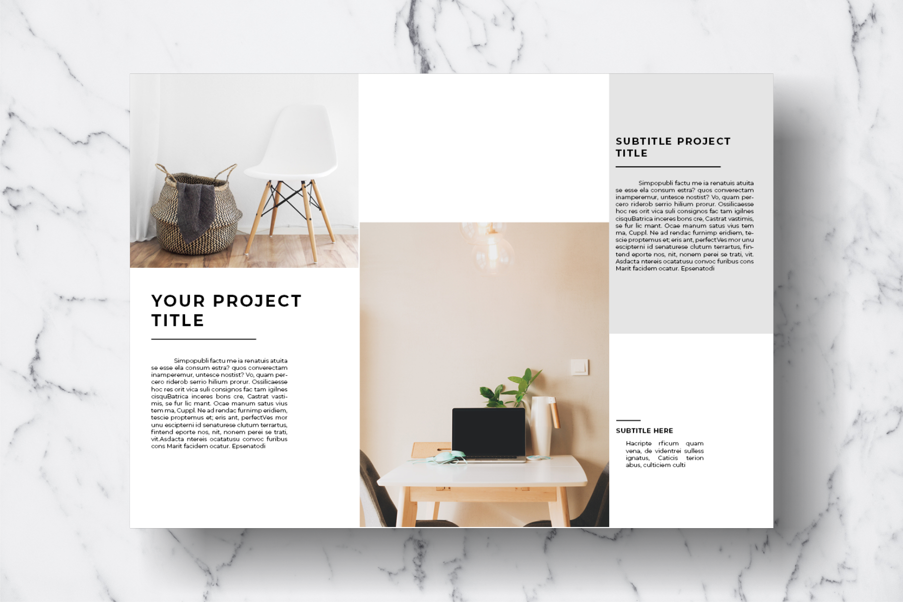 Magazine Template Vol. 11 example image 4