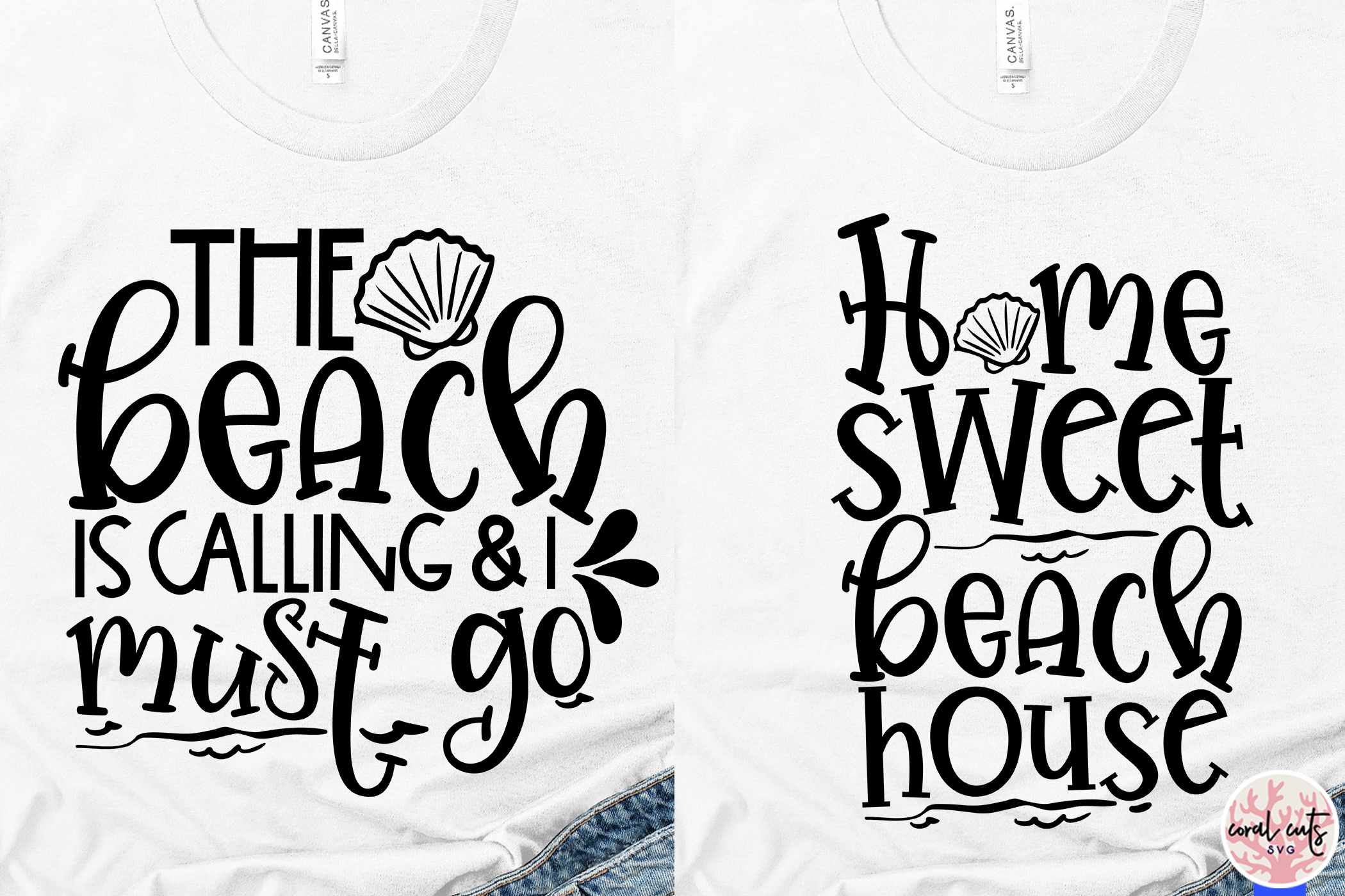 Summer Beach Bundles - 9 Svg EPS DXF PNG Cut File example image 6