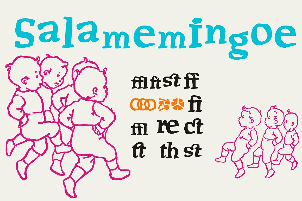Salamemingoe example image 3