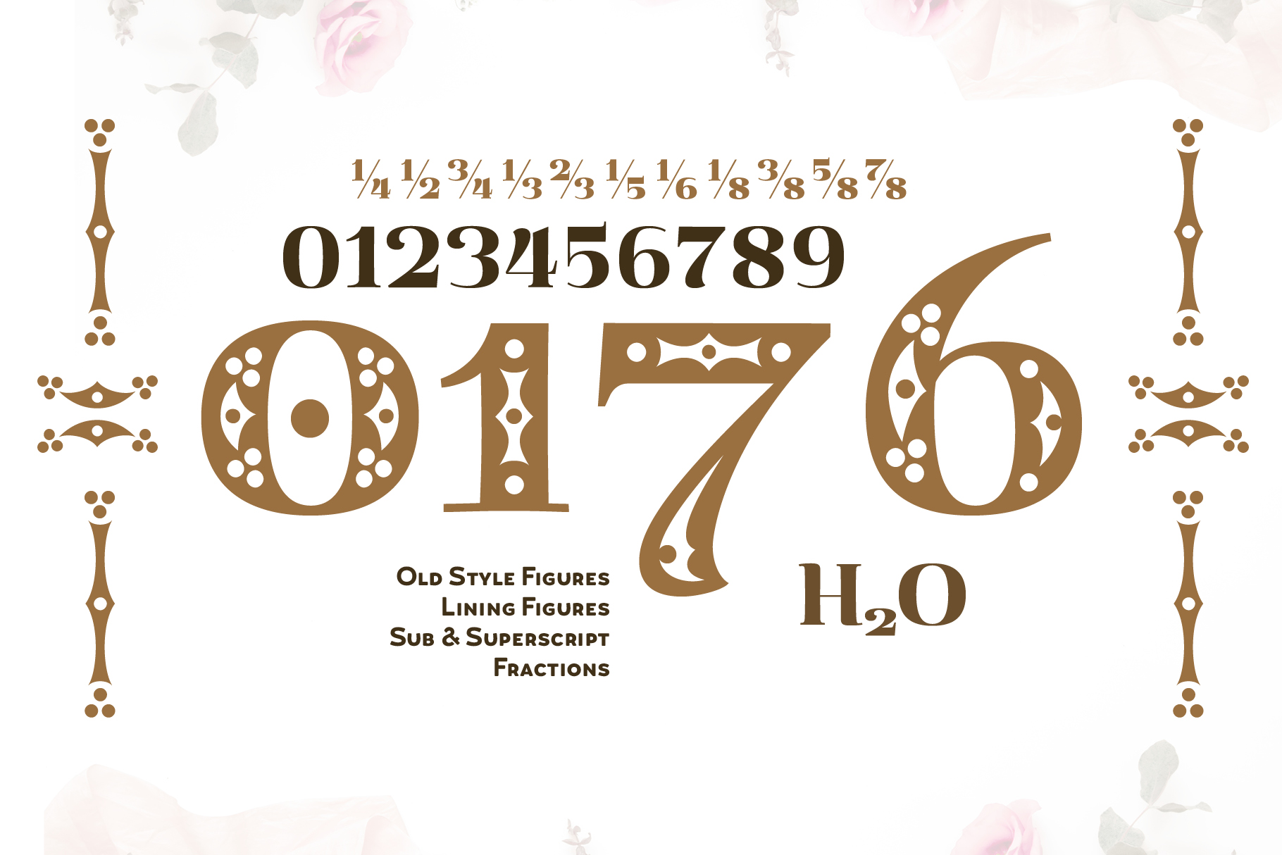 Diara Wedding Font example image 5
