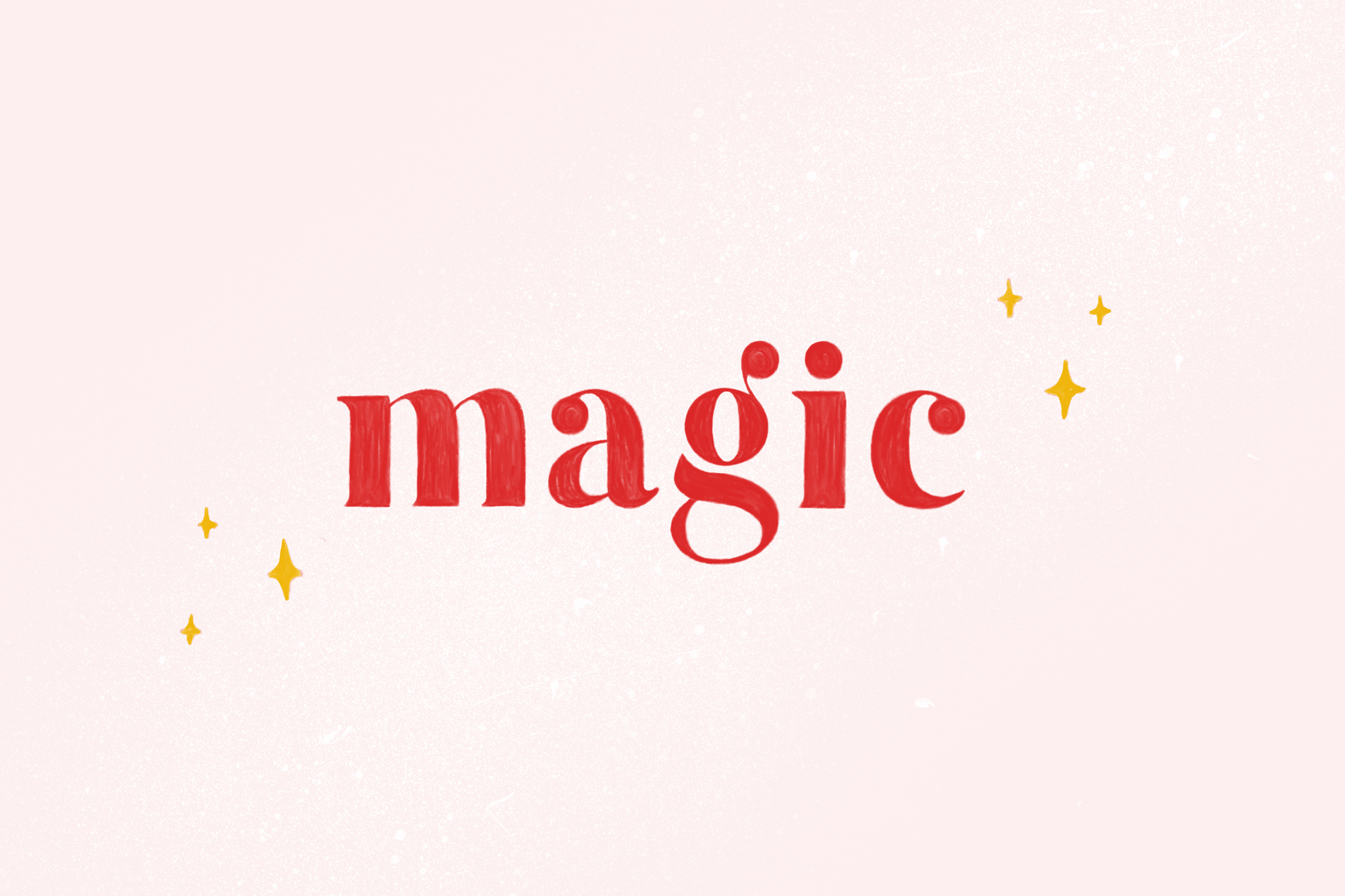 Magic - Colour SVG Font Extras example image 13
