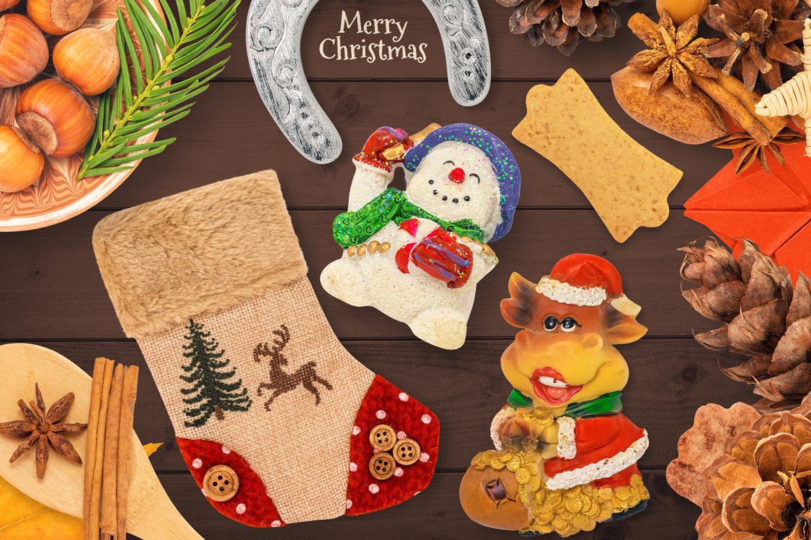 Christmas Scene Creator Volume 4 example image 9