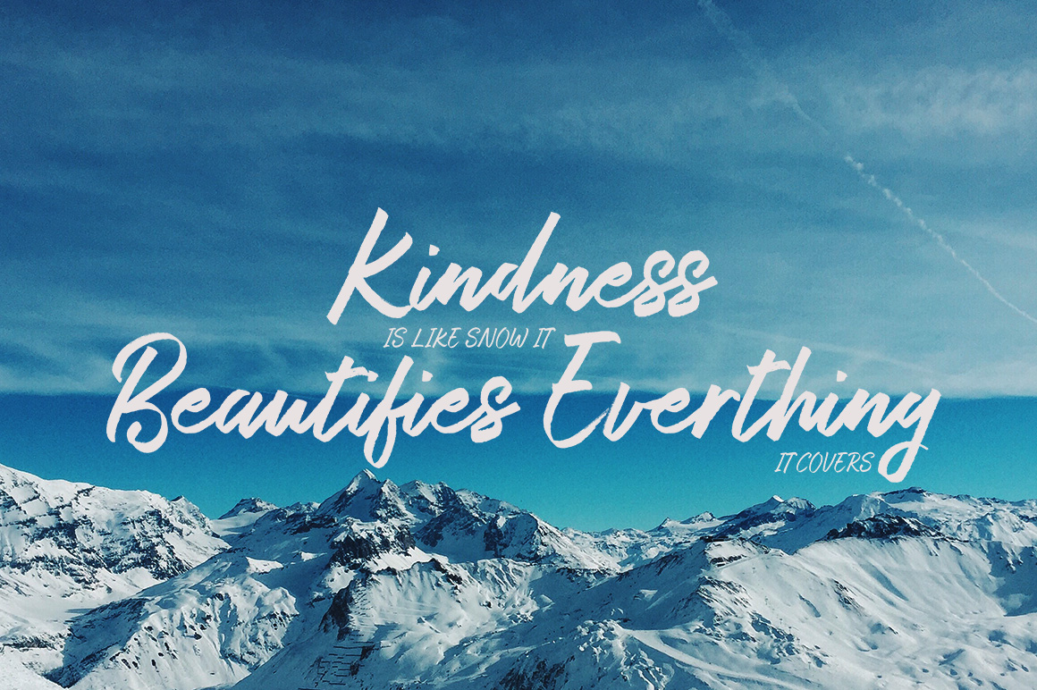 Bestrong - Brush Font example image 11