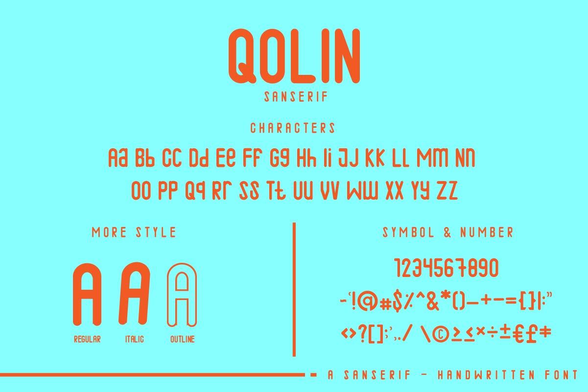 Qalin example image 4