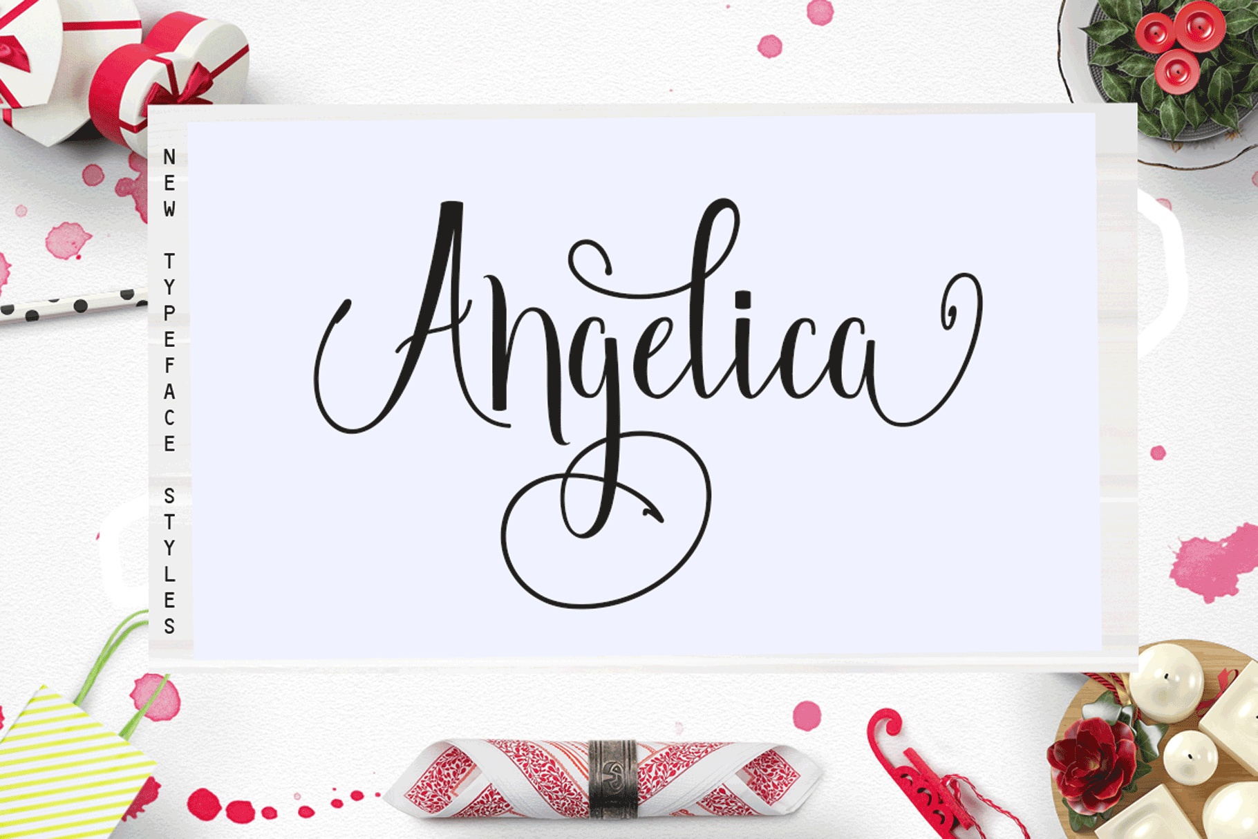 All Sweet & Scripty Fonts-For Only $8! example image 2