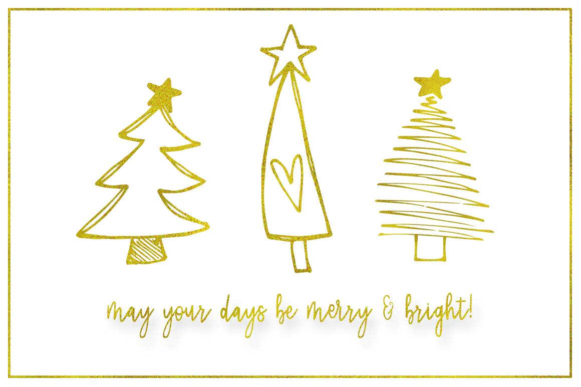 Christmas Symbols Font example image 4