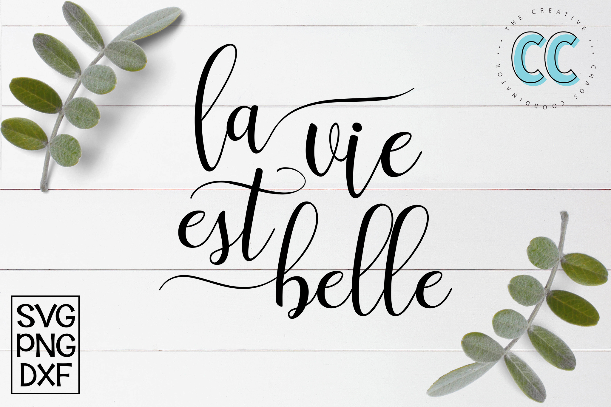 La Vie Est Belle - My Beautiful Life example image 1