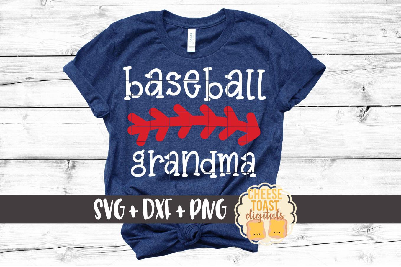 Baseball Bundle - 14 Designs - SVG PNG DXF Cut Files example image 16