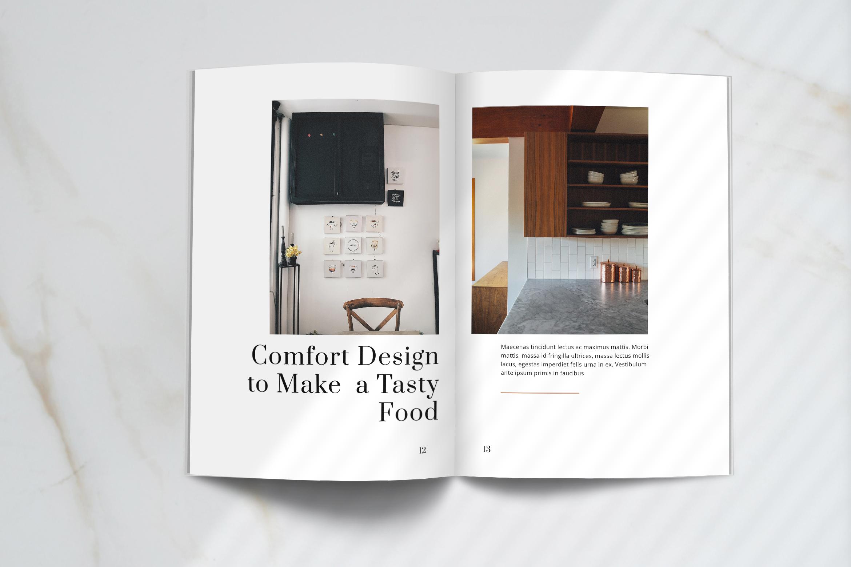 Mavel - Interior Magazine Template example image 6