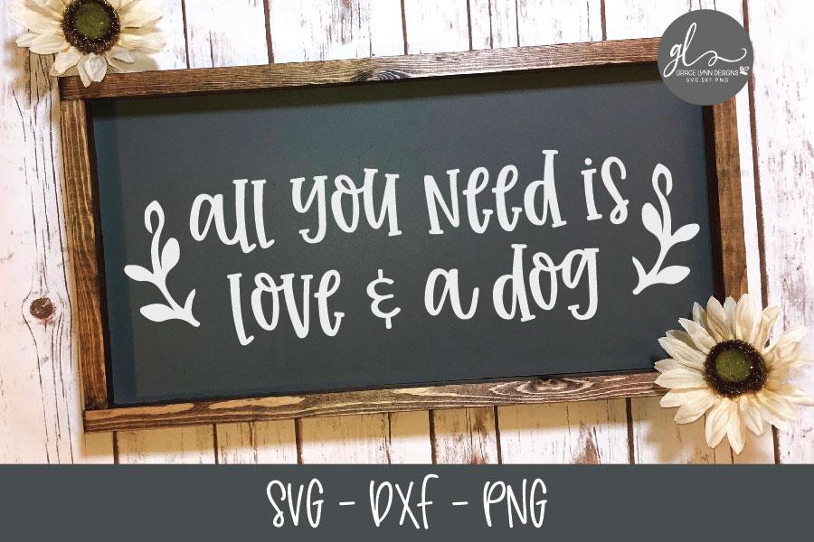Dog Quotes Bundle Vol. 2 - 10 Designs - SVG Cut Files example image 8