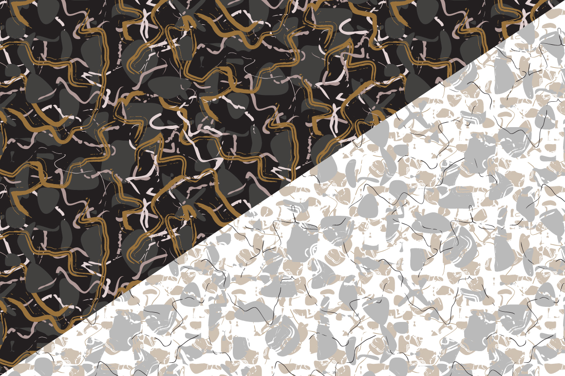 Marble Stone Seamless Patterns example image 6