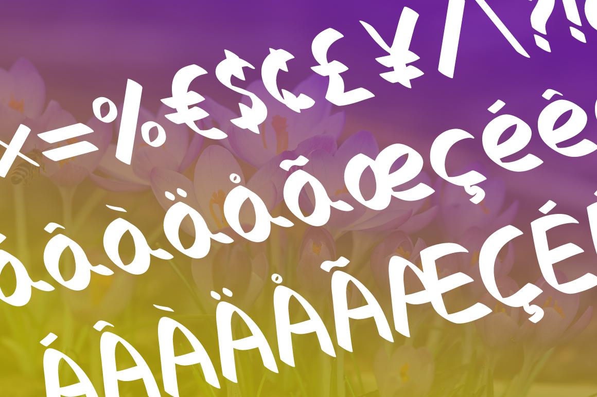 Crocus Typeface example image 6
