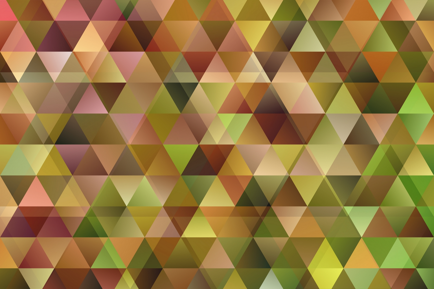 24 Gradient Polygon Backgrounds AI, EPS, JPG 5000x5000 example image 15