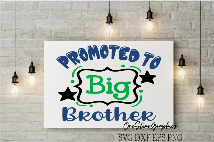 Promoted to big brother example image 1