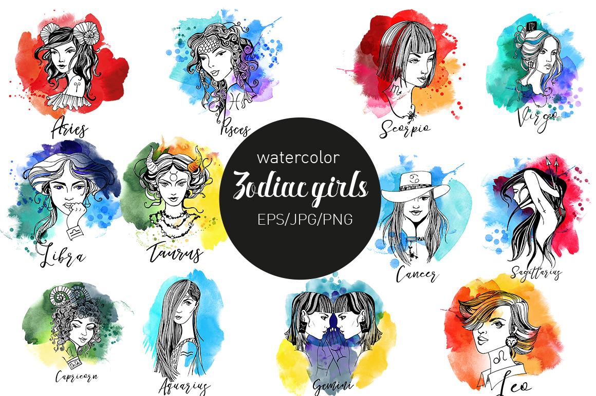 Zodiac girls example image 3