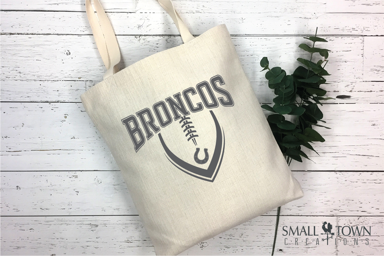 Bronco, Broncos Football, Team, Sport, PRINT, CUT & DESIGN example image 4