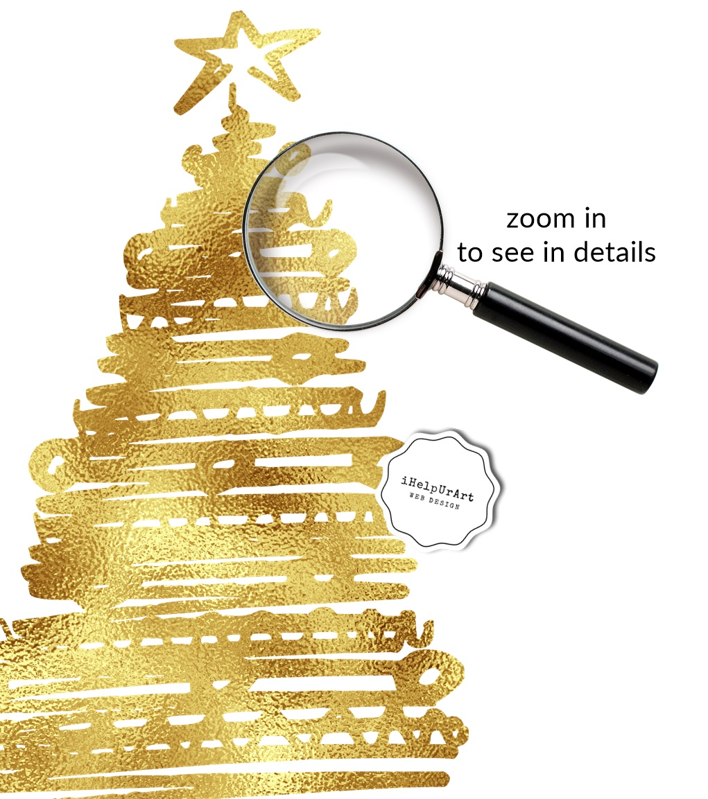 Christmas Trees Clipart example image 2