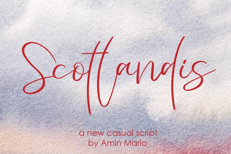 Scotlandis script example image 1
